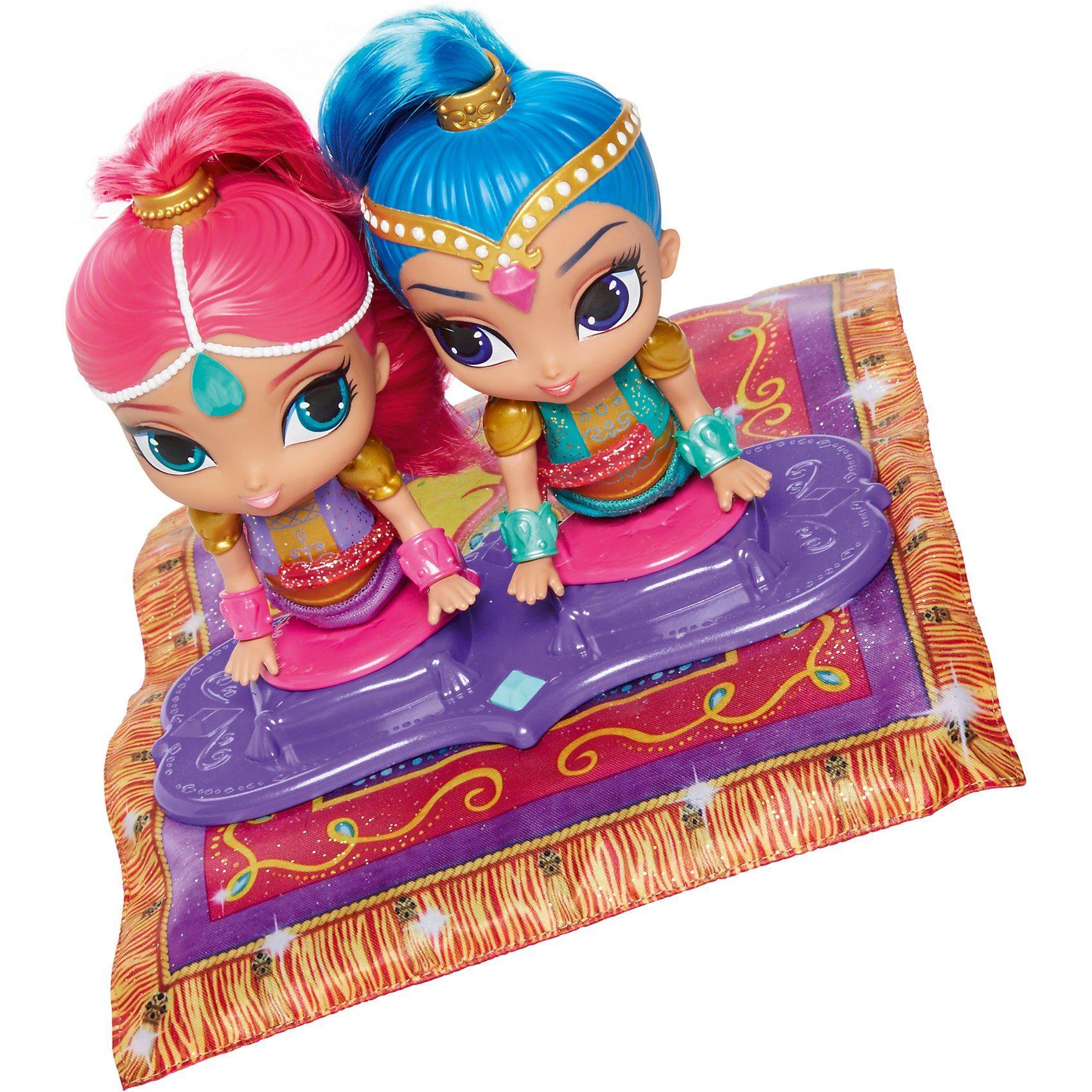 Mattel® Shimmer & Shine Fliegender Teppich Spielset (mit Geräuschen)