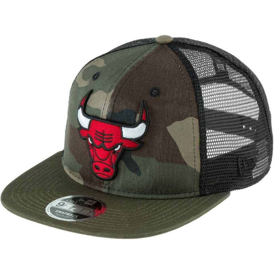 new era snapback cap 9fifty chicago bulls kaufen otto. Black Bedroom Furniture Sets. Home Design Ideas