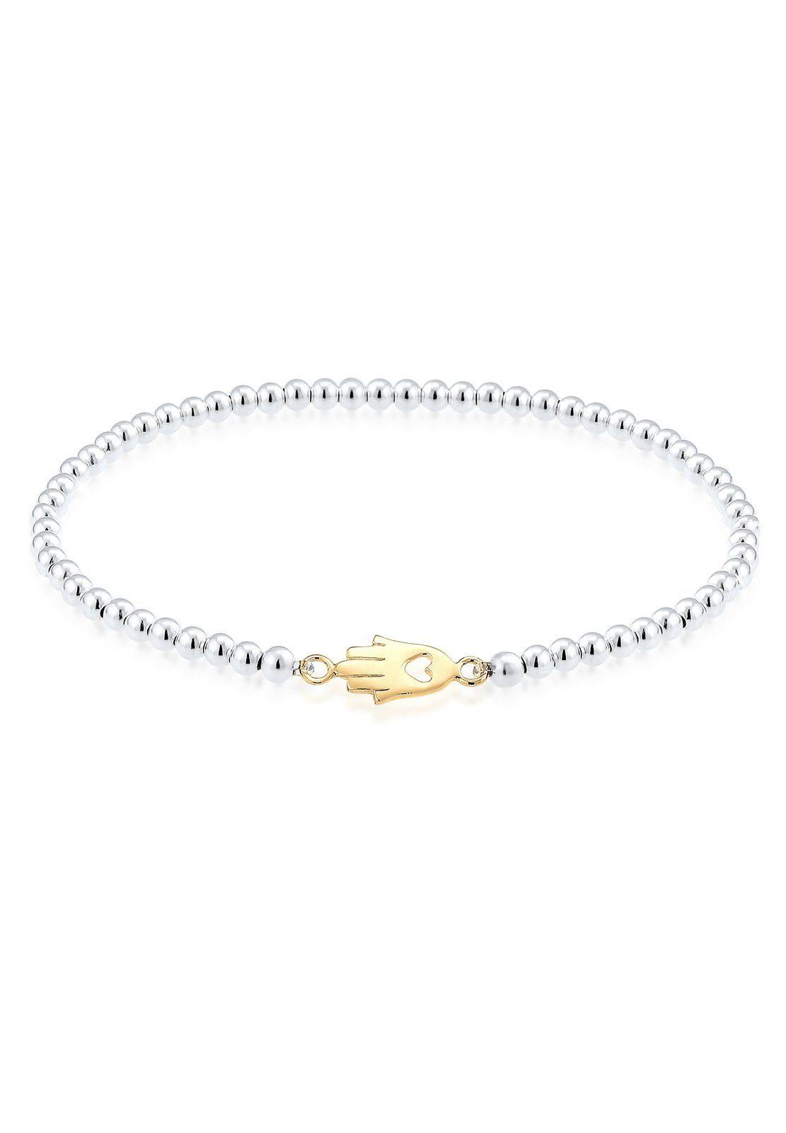 Elli Armband »Hamsa Hand Talisman 925 Sterling Silber«
