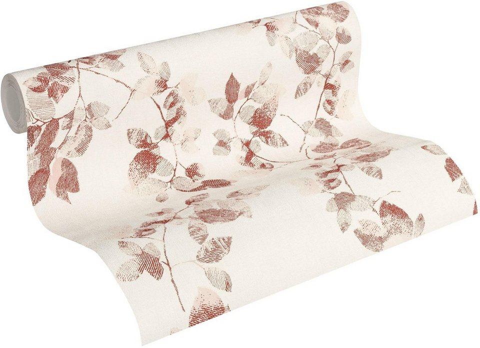 vliestapete daniel hechter tapete mit blumen floral. Black Bedroom Furniture Sets. Home Design Ideas