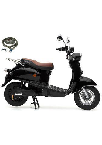 NOVA MOTORS E-Motorroller »E-Retro Star« 2000 Watt...