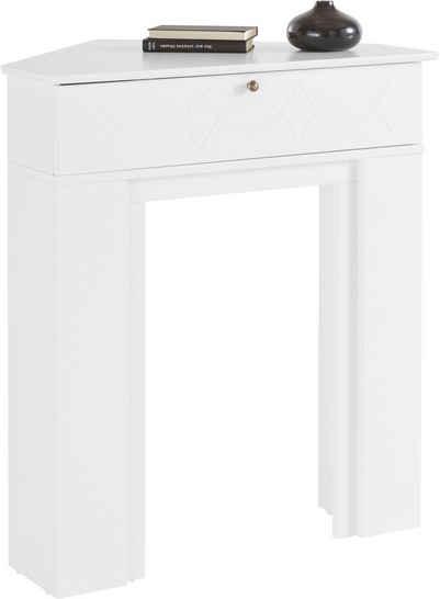 Home affaire Kaminumbauschrank »Harper« Breite 90 cm