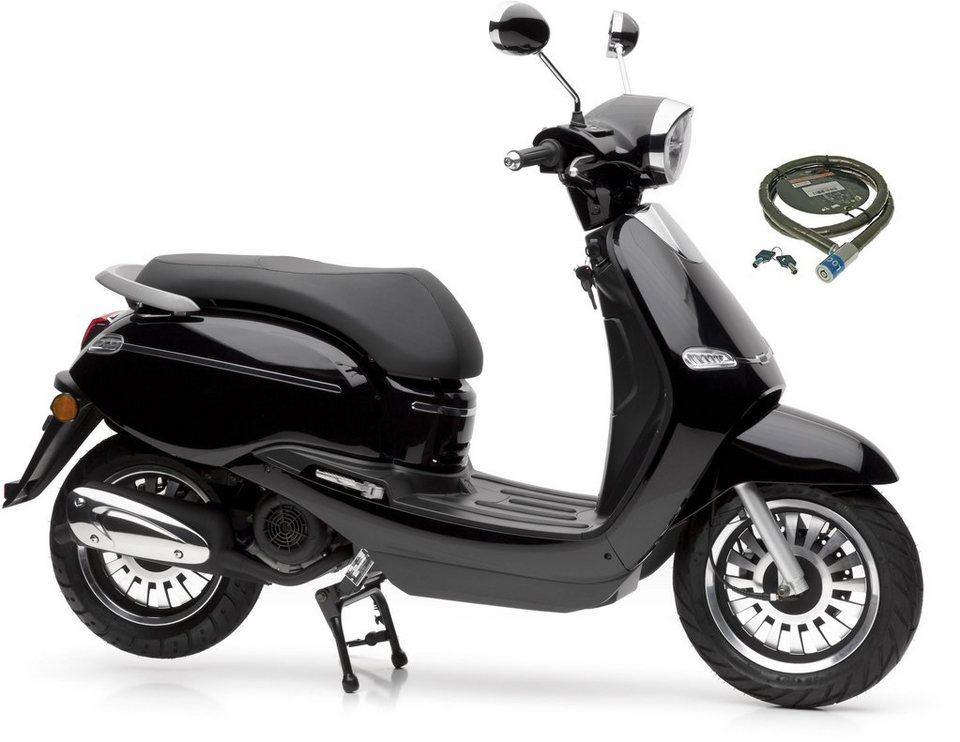 nova motors motorroller f10 125 ccm 80 km h euro 4. Black Bedroom Furniture Sets. Home Design Ideas
