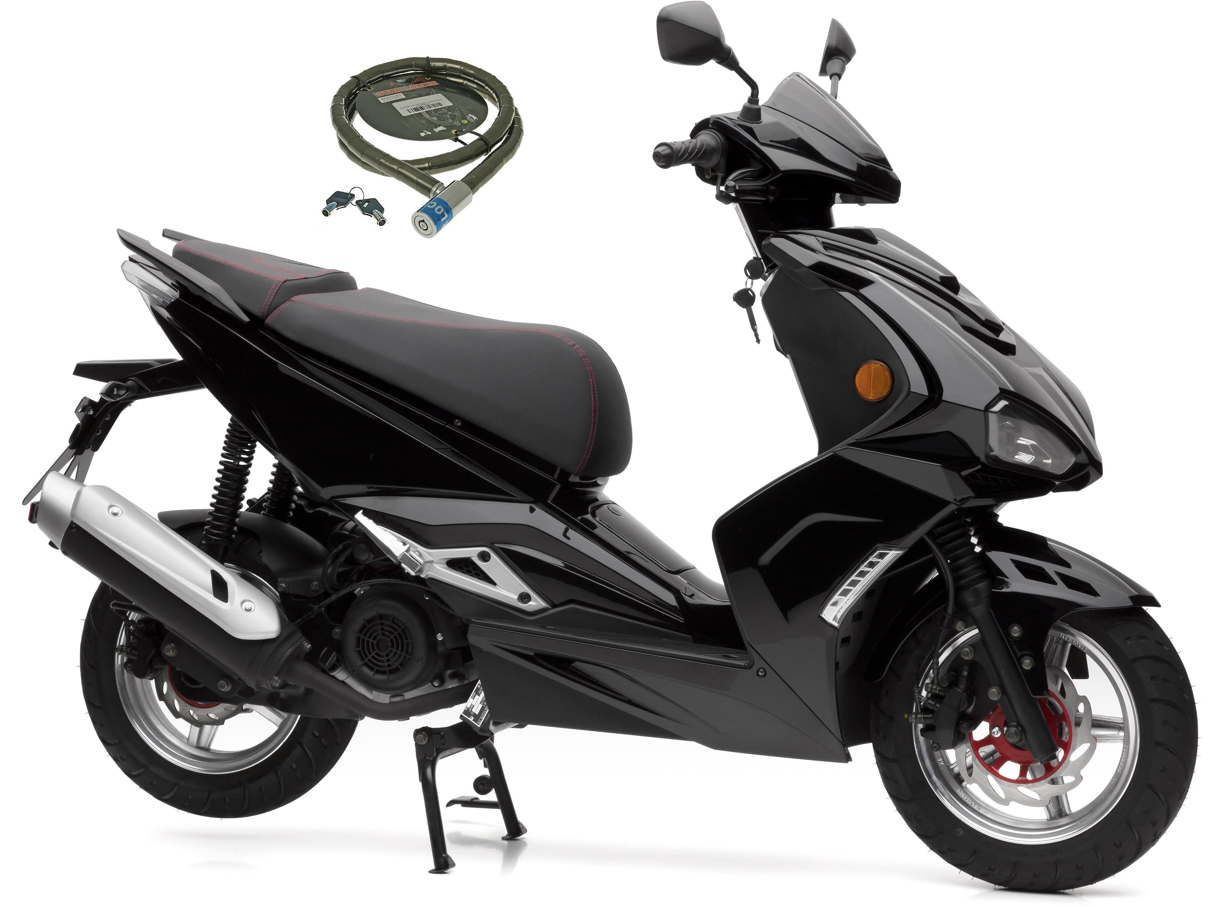 Nova Motors Motorroller, 125 ccm, 80 km/h, »SP125i - Modell 2018«