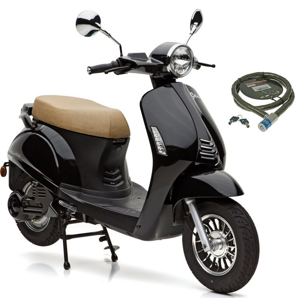 nova motors motorroller grace 3000 w 45 km h 3000. Black Bedroom Furniture Sets. Home Design Ideas