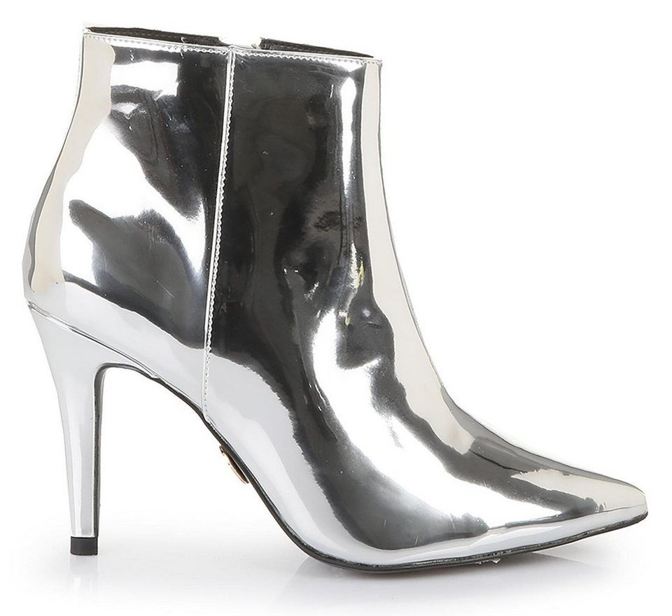 0cd6998e8d4c Buffalo High-Heel-Stiefelette in spitz zulaufender Form online ...