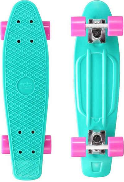 Star-Skateboard Skateboard, Kicktail