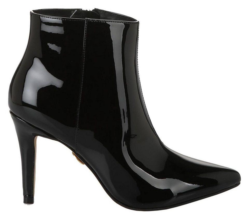 deabfc345f8da4 Buffalo High-Heel-Stiefelette in spitz zulaufender Form online ...