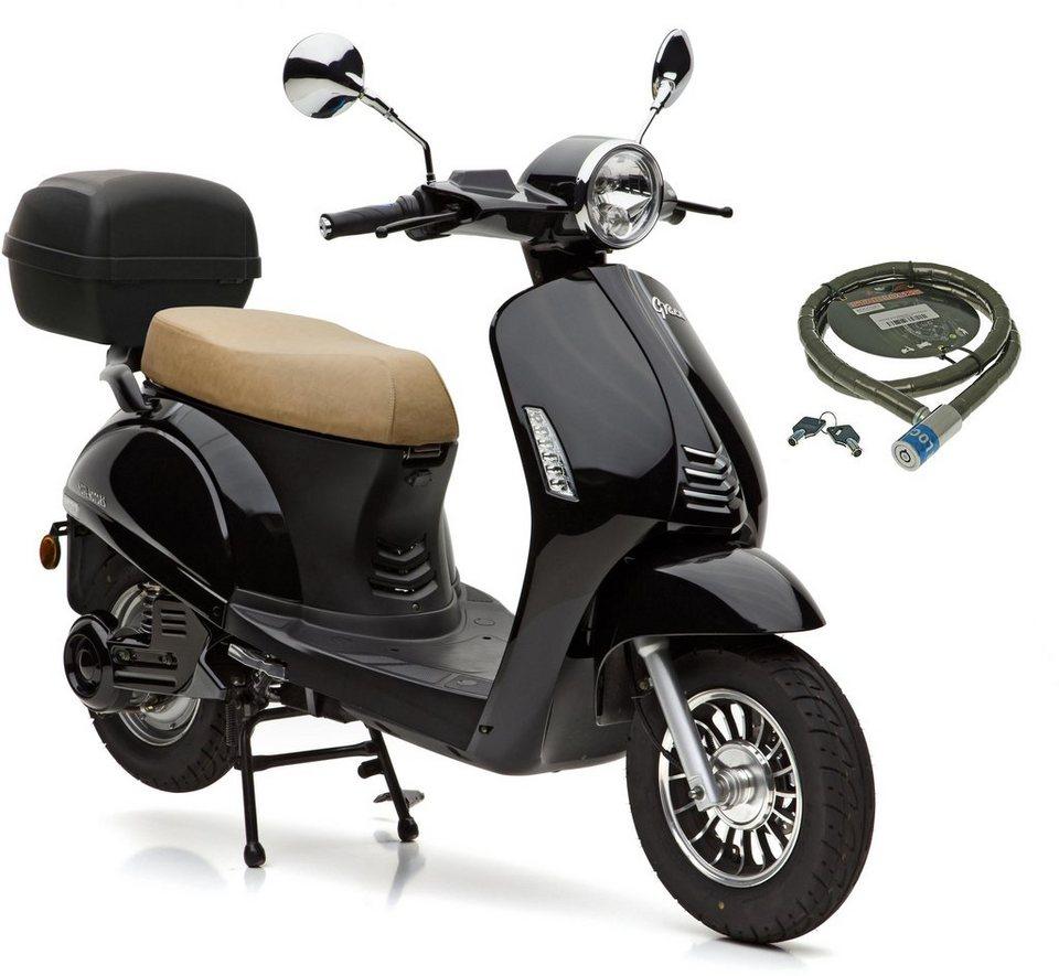 nova motors motorroller e grace 3000 w 45 km h set. Black Bedroom Furniture Sets. Home Design Ideas