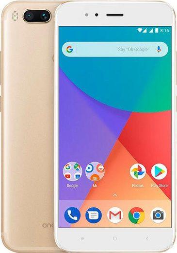 Xiaomi A1 Smartphone (13,97 cm/5,5 Zoll, 32 GB Speicherplatz, 12 MP Kamera, Dual-Cam mit 2 x 12MP)
