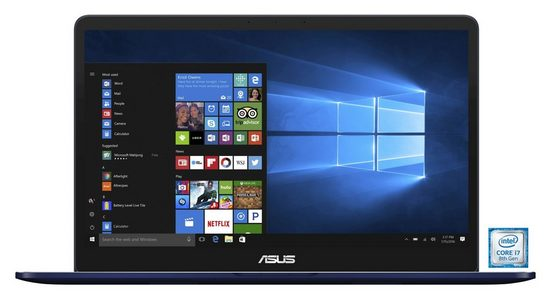Asus UX580GD-E2006T Notebook »Intel Core i7, 39,62 cm (15,6)512 GB SSD, 16 GB«