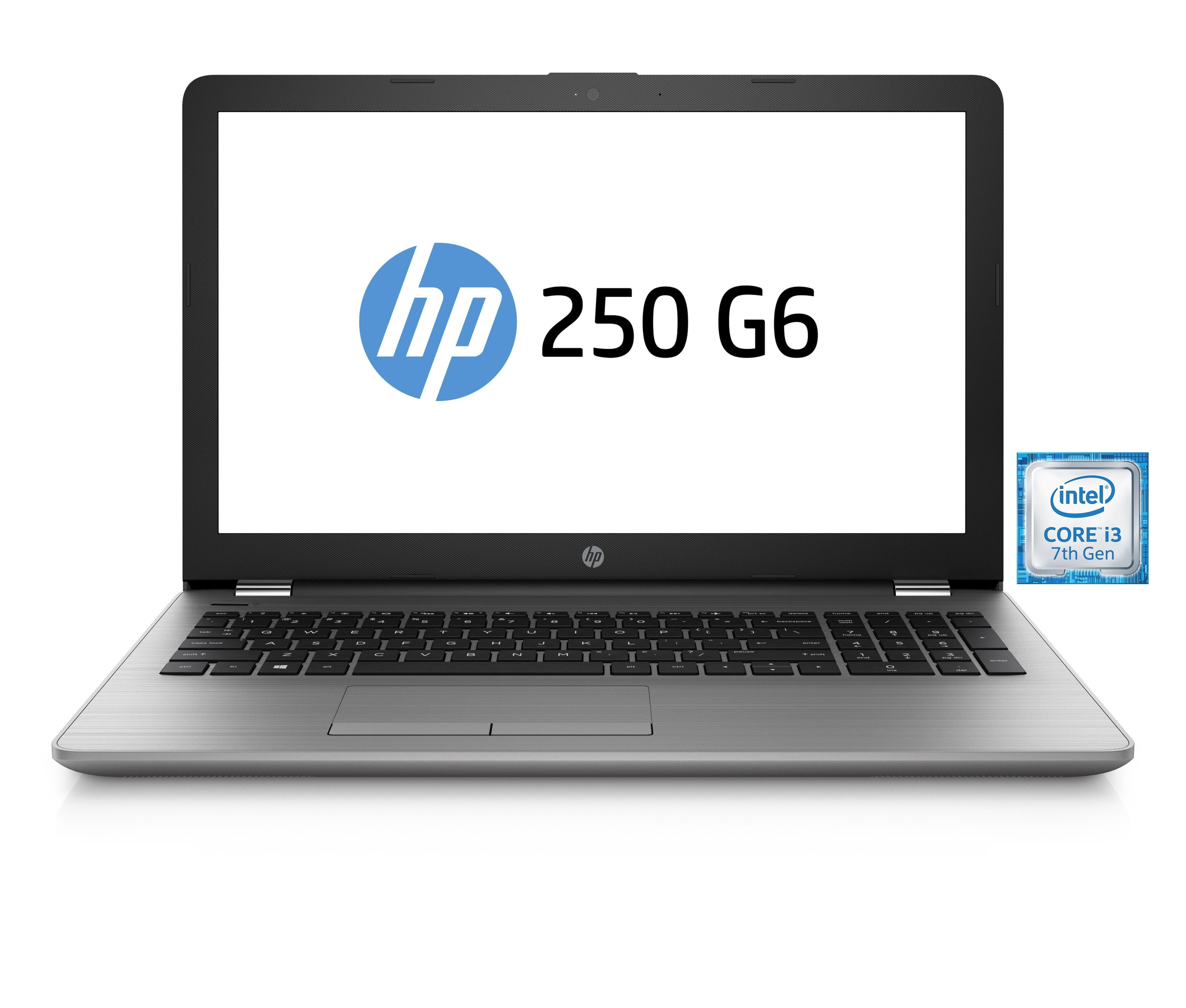 "HP 250 G6 Notebook »Intel Core i3, 39,6cm (15,6""), 128 GB + 1 TB, 8 GB«"