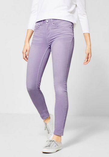 STREET ONE Slim-fit-Jeans mit Push-Up- und Shape-Up Effekt