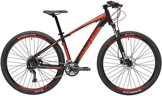 Adriatica Mountainbike »MTB RX«, 27 Gang Shimano Alivio Schaltwerk, Kettenschaltung