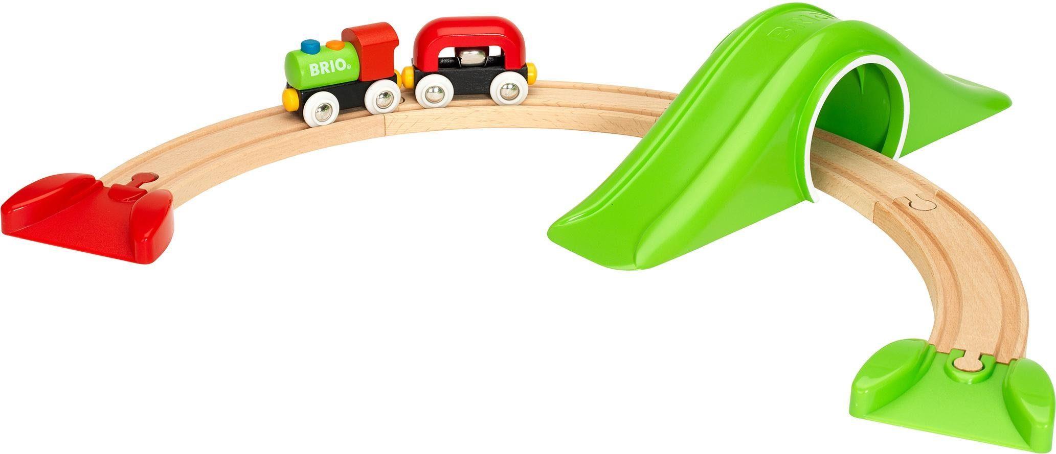 Brio® Holzeisenbahn Set, »Mein erstes BRIO Bahn Einsteiger Set«