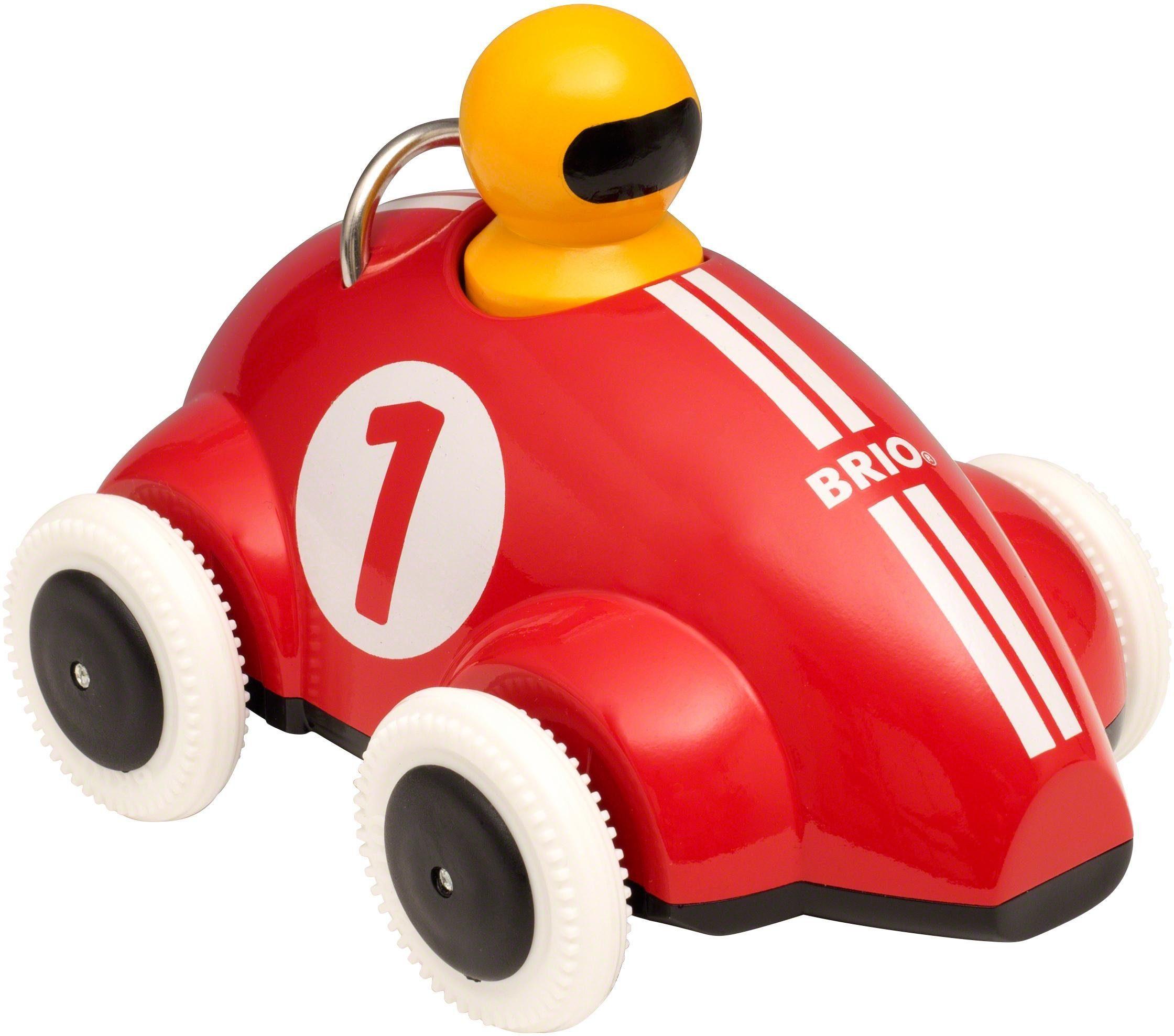 Brio® Spielzeugauto aus Holz, »Push & Go Rennwagen«