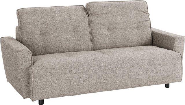 Sofas - hülsta sofa 3 Sitzer »hs.400«, mit Rückenverstellung, Breite 196 cm  - Onlineshop OTTO