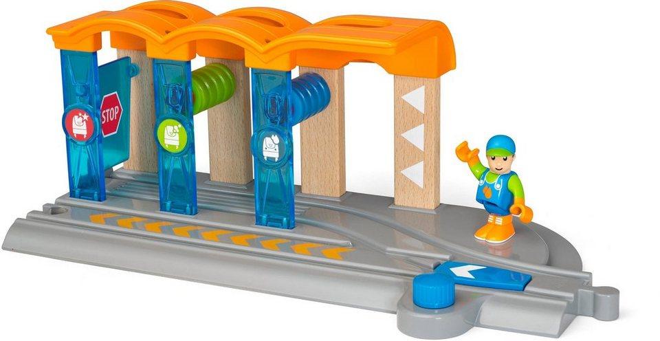 Brio® Zubehör für Spielzeugeisenbahn,  BRIO® WORLD Smart Tech Waschanlage für Züge  online kaufen