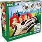 BRIO® Spielzeug-Eisenbahn »BRIO® WORLD Großes Smart Tech Reisezug Set mit Action Tunnels«, (Set), Bild 3