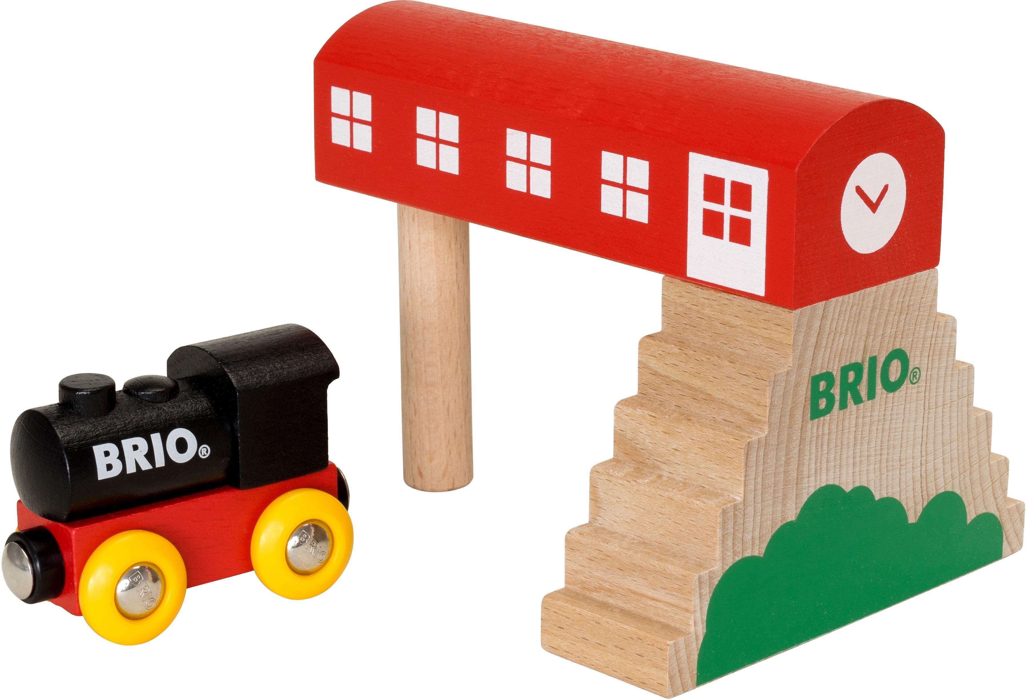 Brio® Zubehör für Spielzeugeisenbahn, »BRIO® Classic Bahnhof «