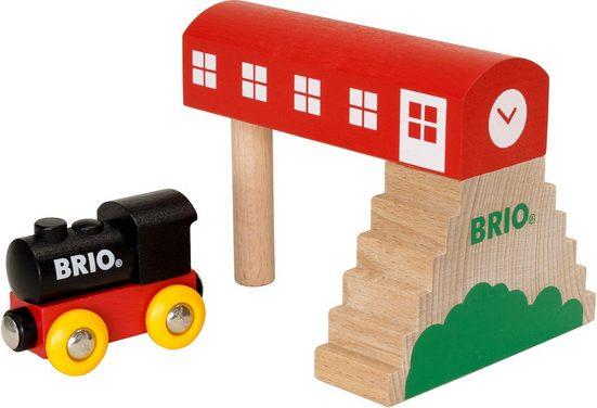 BRIO® Spielzeugeisenbahn-Gebäude »BRIO® Classic Bahnhof«
