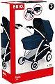 BRIO® Puppenwagen »Spin, blau«, mit Schwenkrädern, Bild 9
