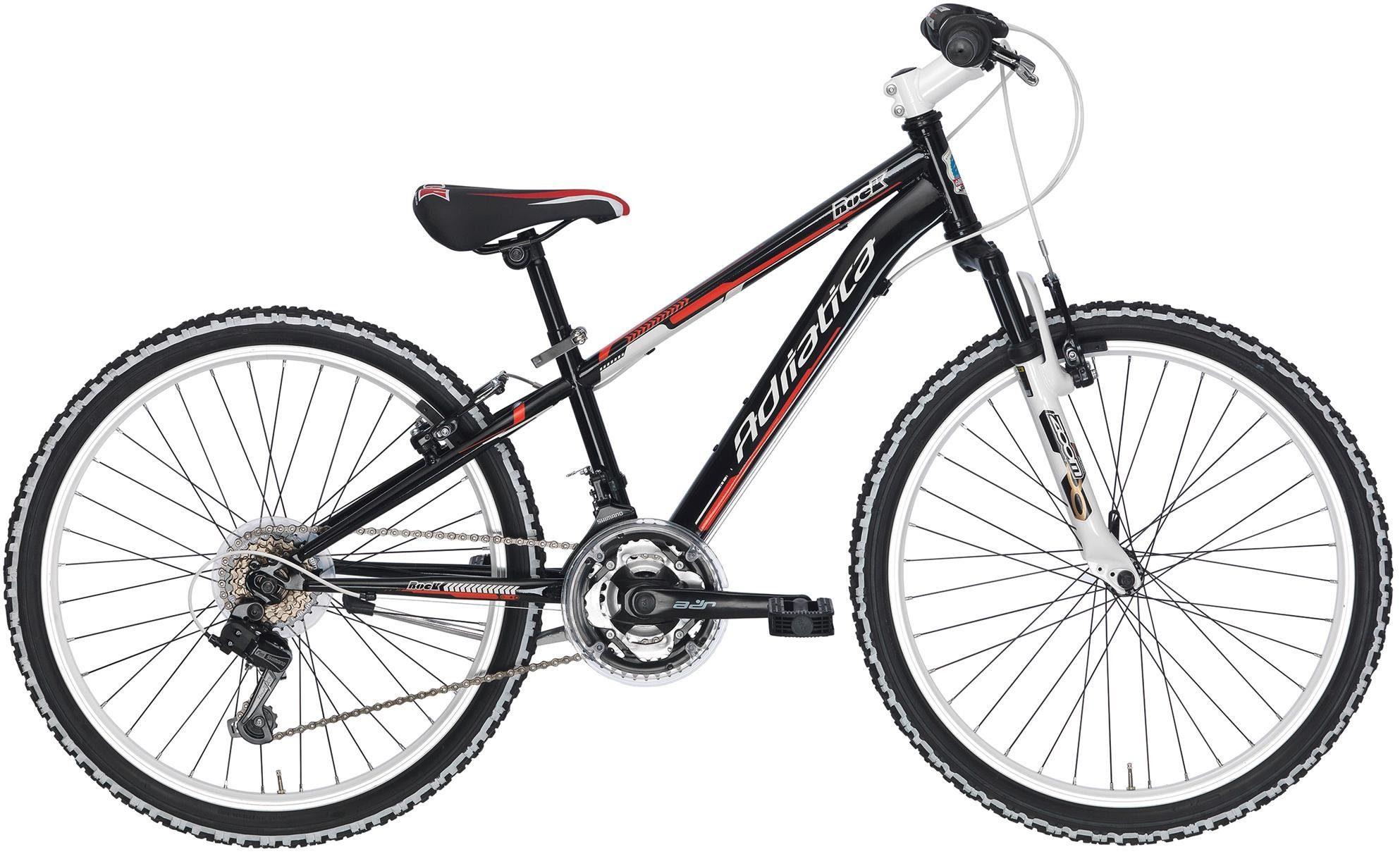 Adriatica Mountainbike »Rock 24«, 18 Gang Shimano TY21 Schaltwerk, Kettenschaltung
