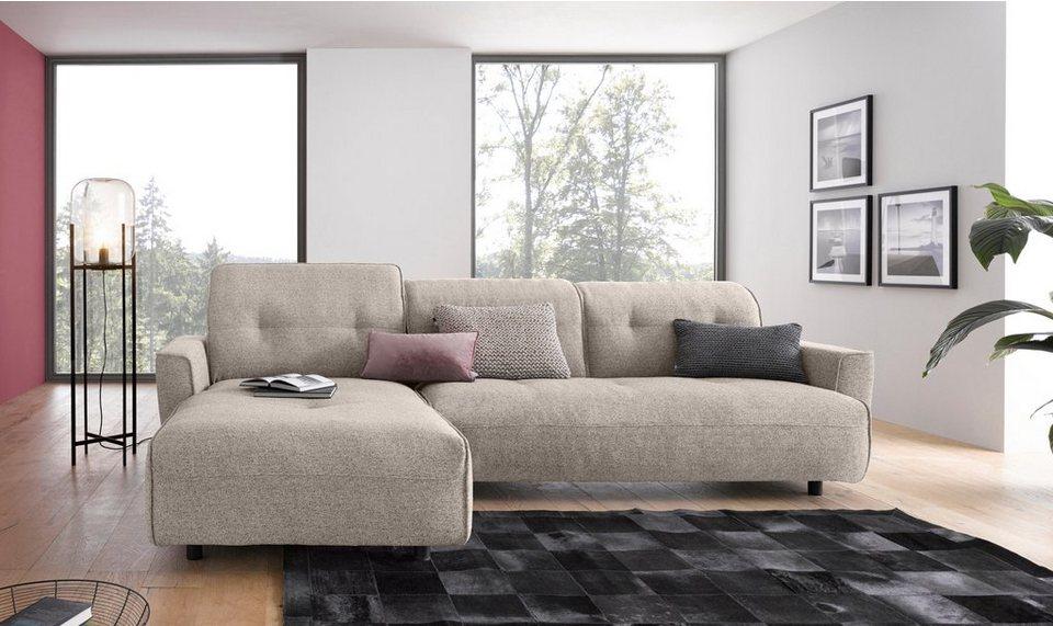 Hulsta Sofa Polsterecke Hs 400 Mit Ruckenverstellung Recamiere