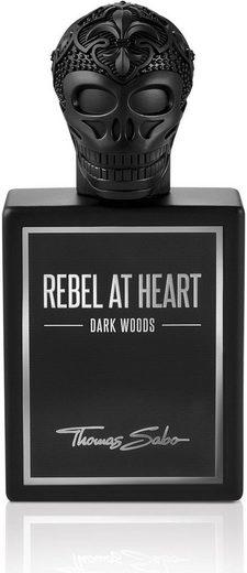 THOMAS SABO Eau de Toilette »Rebel at Heart Dark Woods«