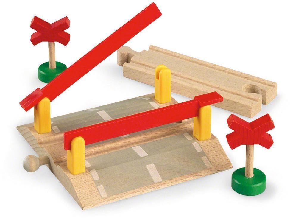 Brio® Zubehör für Spielzeugeisenbahn, »BRIO® WORLD Bahnübergang«