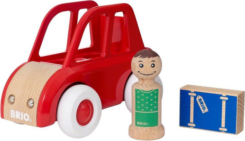 Brio® Spielauto aus Holz,  My Home Town Rotes Stadtauto  online kaufen