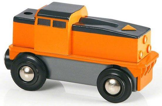 BRIO® Spielzeug-Eisenbahn »BRIO® WORLD Kleine Frachtlok«