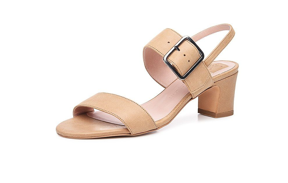 SHOEPASSION No 52 WCS Sandalette, 100 % italienische Handarbeit online kaufen  beige