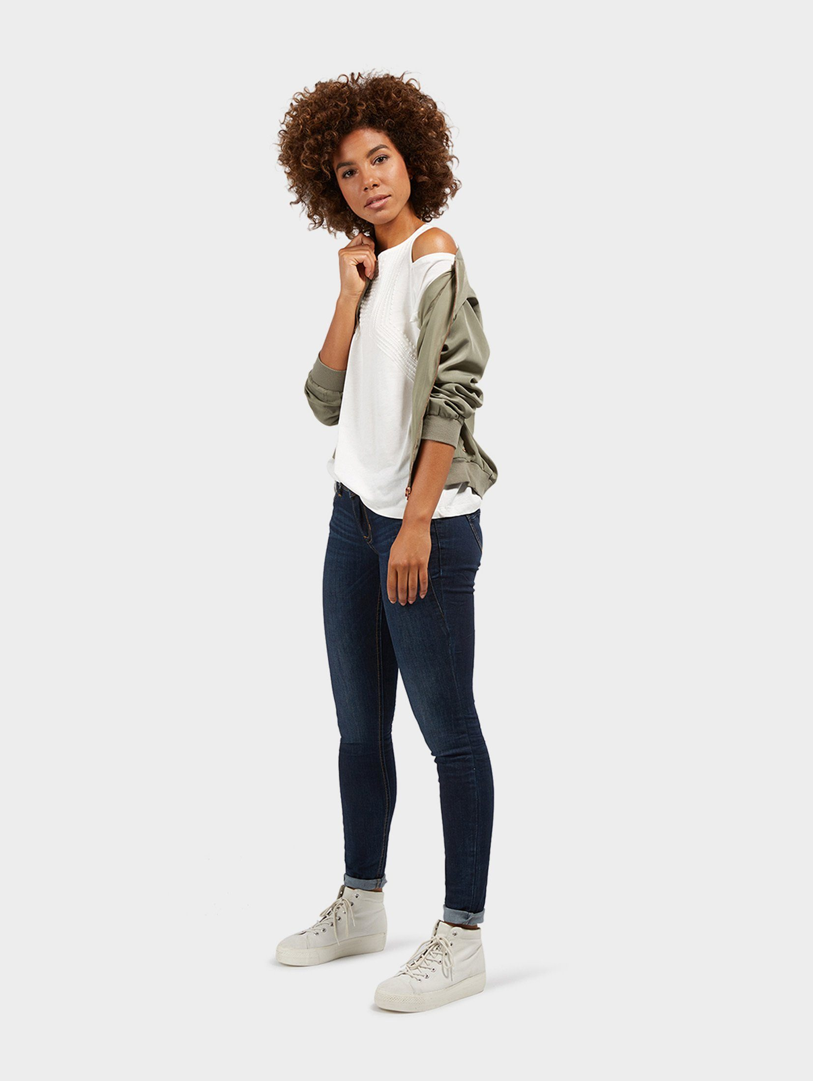 TOM TAILOR Denim Skinny-fit-Jeans »Jona Extra Skinny«