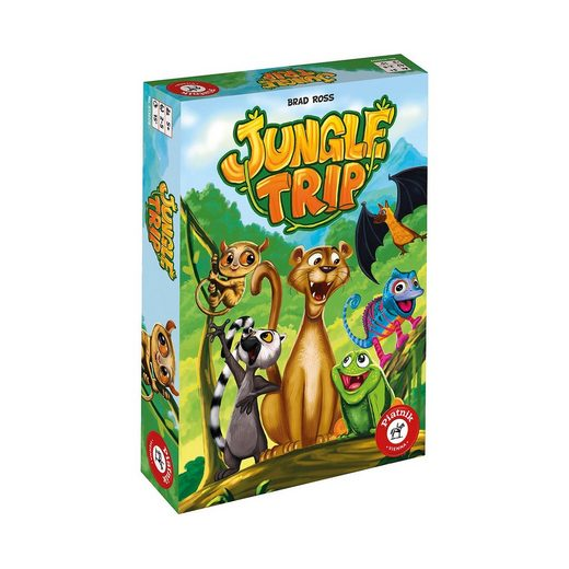 Piatnik Jungle Trip