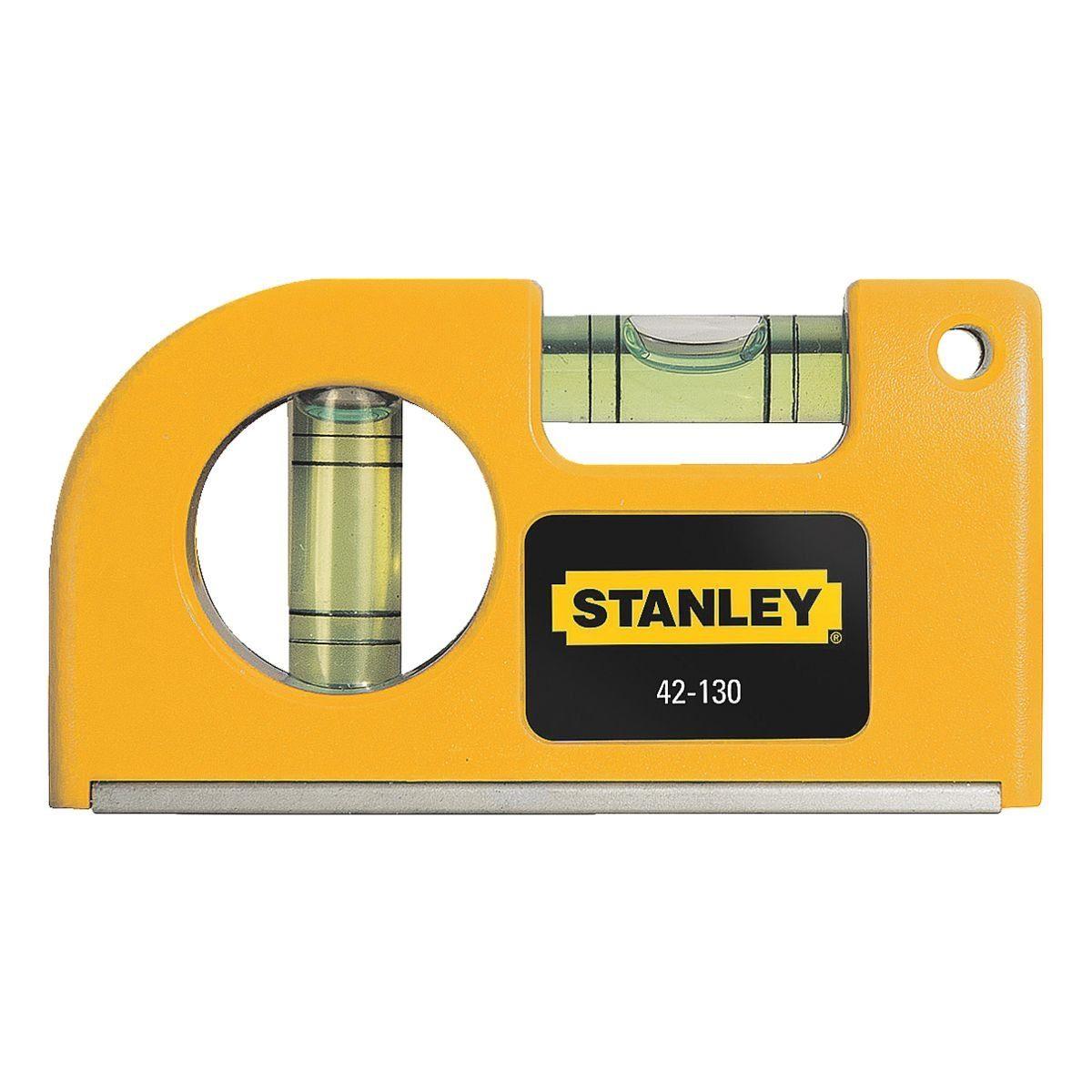 STANLEY Taschen-Wasserwaage