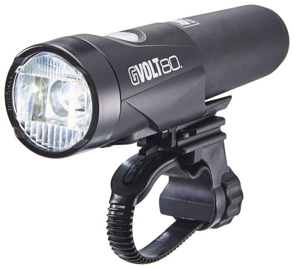 cateye fahrradbeleuchtung gvolt80 hl el560grc frontlicht mit stvzo online kaufen otto. Black Bedroom Furniture Sets. Home Design Ideas