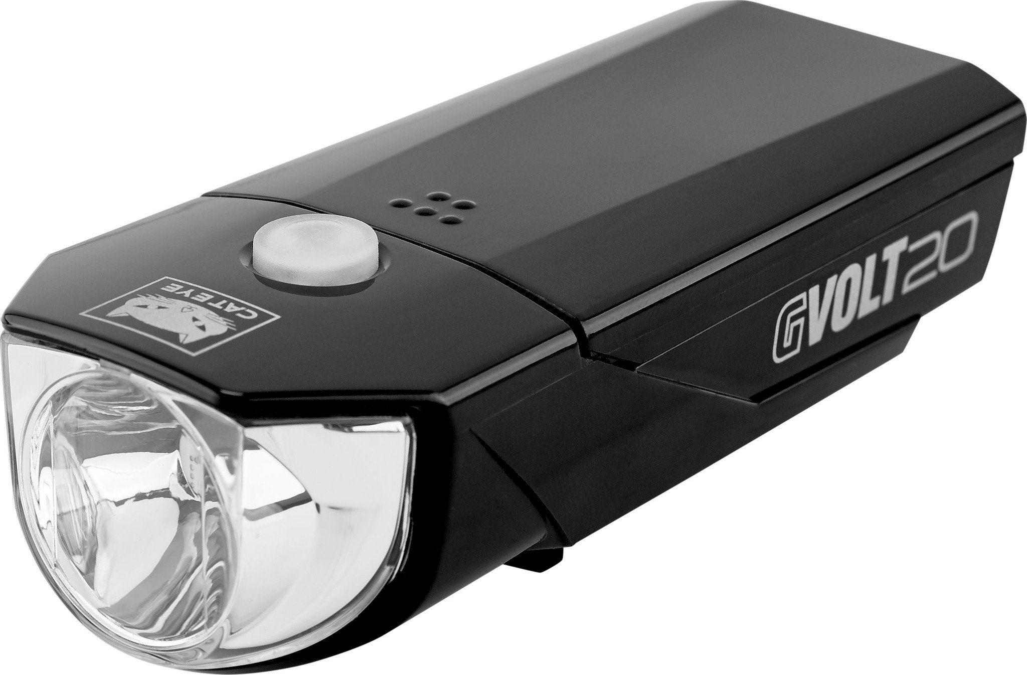 Cateye Fahrradbeleuchtung »GVOLT20 HL-EL350G Frontlicht mit StVZO«