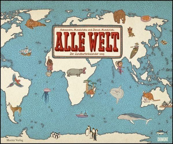 Kalender »Alle Welt 2019«