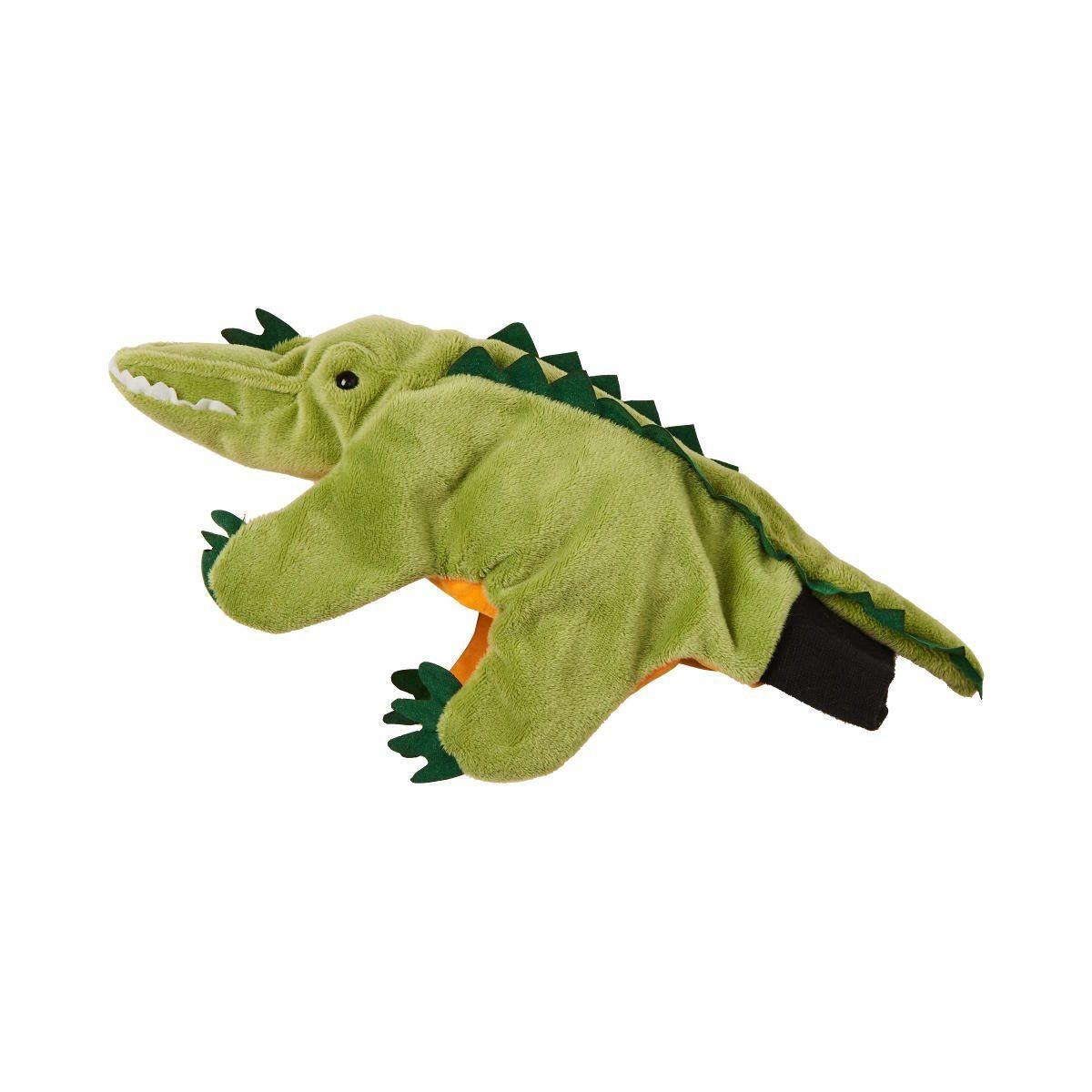 BUTLERS WILD GUYS »Handpuppe Krokodil«