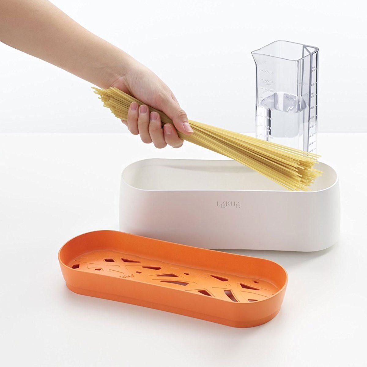 LEKUE Lekue Mikrowellen Pasta Cooker