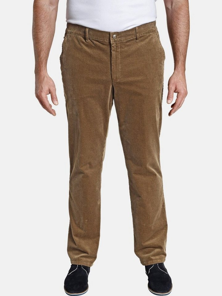 charles colby -  Cordhose »BARON CLYDE« aus Stretch-Cord