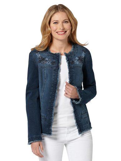 Inspirationen Jeansblazer