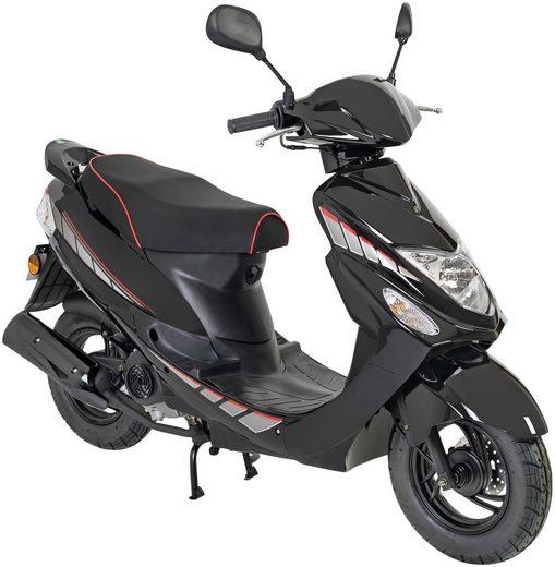 AGM MOTORS Motorroller »GMX 460 Sport«