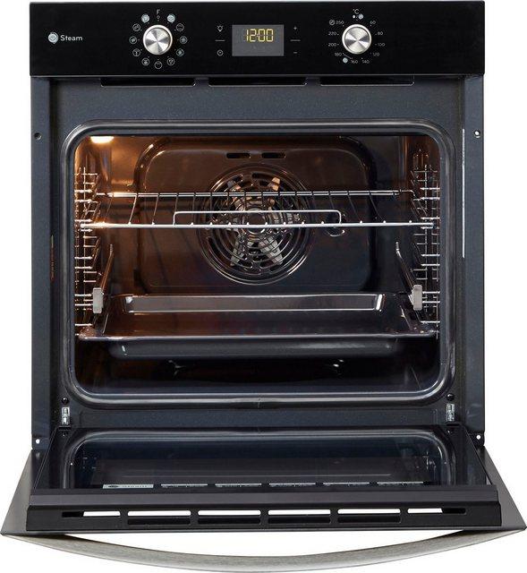 Küchengroßgeräte - Privileg Backofen Set BAKO Turn Go Steam 500, mit Backauszug, Hydrolyse, mit Dampffunktion und Hydrolyse  - Onlineshop OTTO