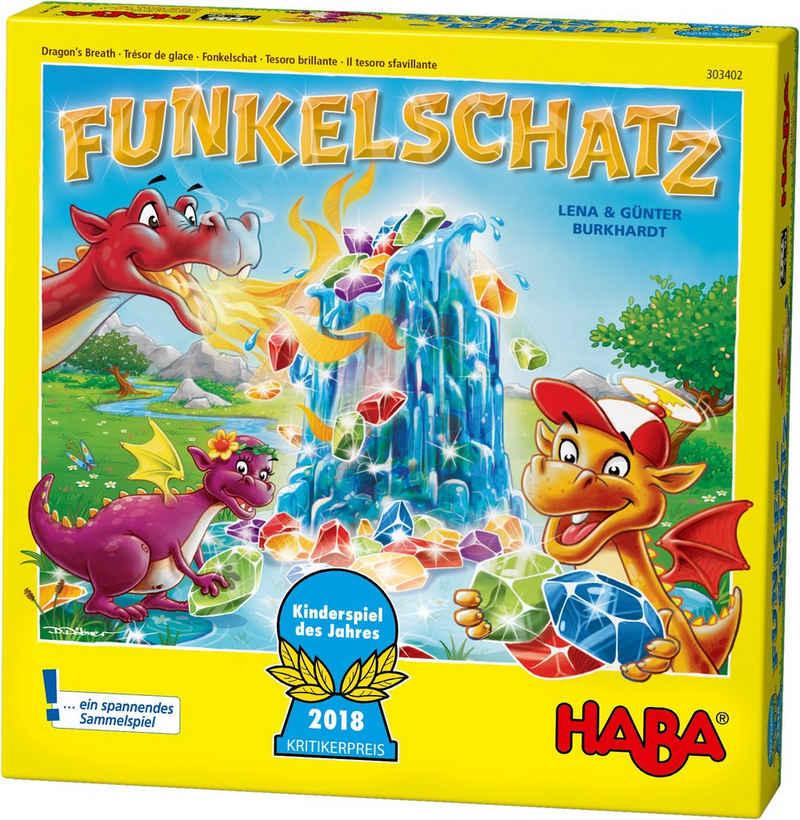 Haba Spiel, »Funkelschatz«, Made in Germany