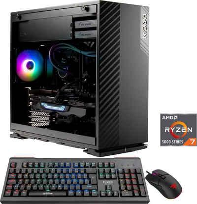 Hyrican PCK06703 Gaming-PC (AMD Ryzen 7 5800X, RTX 3080 Ti, 16 GB RAM, 1500 GB SSD, Wasserkühlung)
