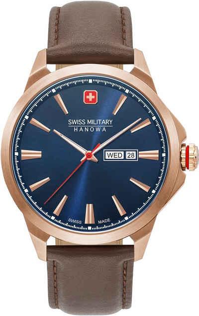 Swiss Military Hanowa Schweizer Uhr »DAY DATE CLASSIC, 06-4346.02.003«
