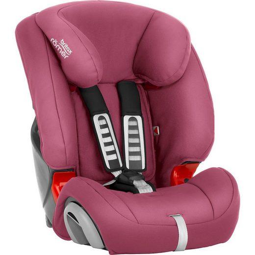 BRITAX RÖMER Autokindersitz »Auto-Kindersitz Evolva 1-2-3, Cosmos Black«