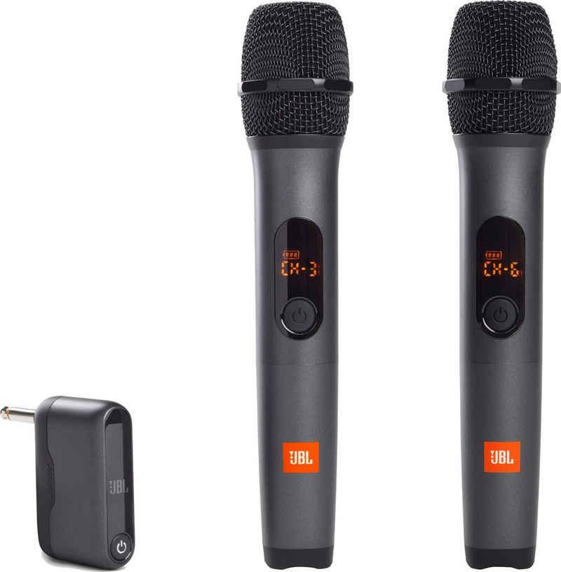 JBL Mikrofon »wireless Microphone« (Set), 2 Mikrofone und 1 Dongle